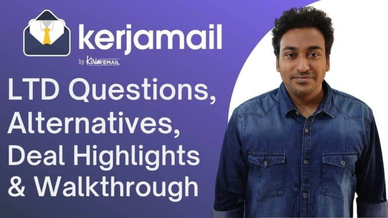 kerjamail review