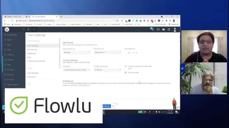 Flowlu Review