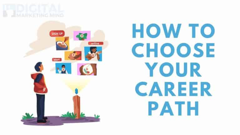 how to choose your career