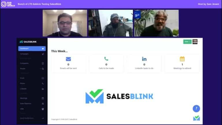 sales blink review