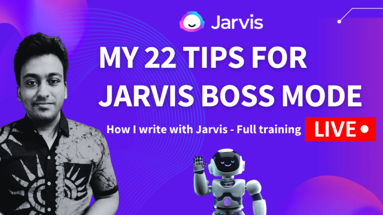 jarvis boss mode