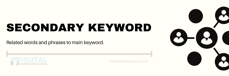 Secondary and related keywords